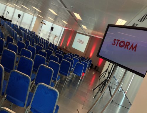 New fleet of large format displays for Storm Peterborough