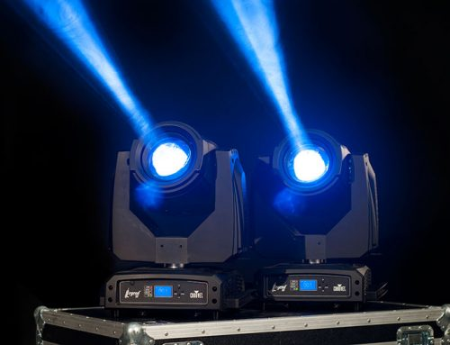 Storm continue commitment to Chauvet Professional